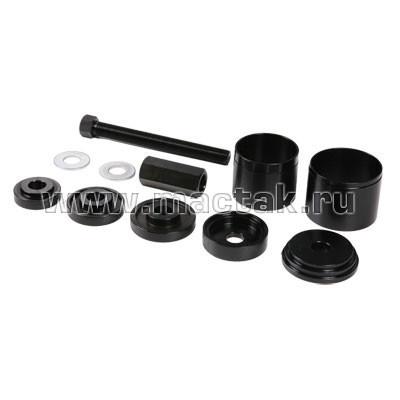 Набор оправок для монтажа и демонтажа ступичных подшипников, 11 предметов МАСТАК 100-30007