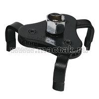 Съёмник масляных фильтров, 63-102 мм, 3-х захватный МАСТАК 103-41102