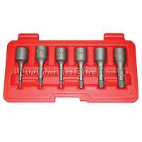 """Набор экстракторов, под вороток 3/8"""", 2, 3, 4, 6, 8, 10 мм, кейс, 6 предметов МАСТАК 109-10006"""