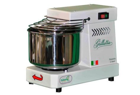 Спиральная тестомесильная машина Famag Grilletta IM 5 тестомес для дома и бизнеса