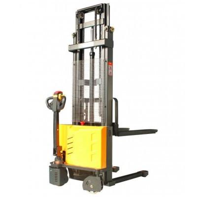 Штабелер электрический самоходный TOR CDD10R-E 1.0т 3.3м