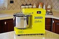 Famag GRILLETTA IM 5 YELLOW желтый спиральный тестомес для хлебопекарни или дома бытовой, фото 1