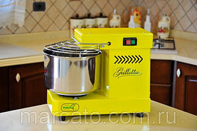 Famag GRILLETTA IM 5 YELLOW желтый спиральный тестомес для хлебопекарни или дома бытовой