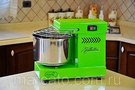 Famag GRILLETTA IM 5 GREEN зеленый спиральная домашняя тестомешалка и хлебопекарни