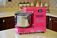 Famag GRILLETTA IM 5 MAGENTA розовая спиральная тестомесилка для дома или хлебопекарни бытовая, фото 1