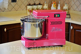 Famag GRILLETTA IM 5 MAGENTA розовая спиральная тестомесилка для дома или хлебопекарни бытовая