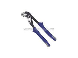 Клещи переставные 250 мм, с шарниром, держатель МАСТАК 034-00250H