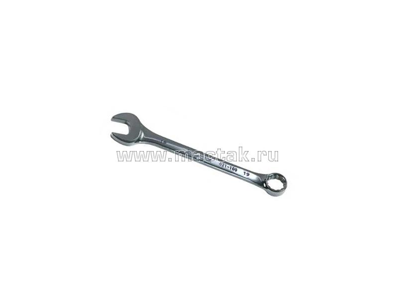 Ключ комбинированный 27 мм МАСТАК 021-10027H