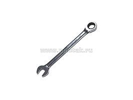 Ключ комбинированный с трещоткой 18 мм МАСТАК 021-30018H