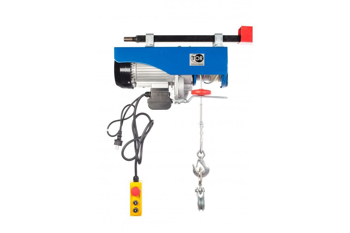 Электрическая таль TOR PA-200/400 20/10 м