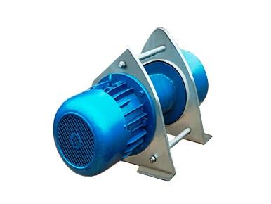 Лебедка электрическая TOR KDJ-1500E3 1,5т 70м