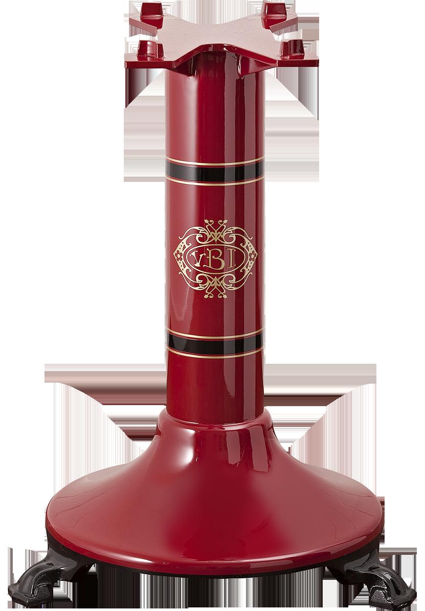 Berkel Piedistallo P15 подставка под слайсер - ломтерезку, цвет красный