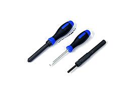 Набор инструментов для ремонта гайковерта, 3 предмета KING TONY 14103GP