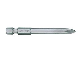 """Вставка (бита) торцевая 1/4"""", Phillips, PH2, L = 150 мм, для шуруповерта KING TONY 711502P"""