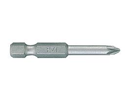"""Вставка (бита) торцевая 1/4"""", Pozidriv, PZ2, L = 50 мм, для шуруповерта KING TONY 715002Z"""