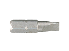 "Вставка (бита) торцевая 1/4"", Slotted, 6х1.0 мм, L = 25 мм KING TONY 102506S1"