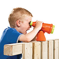 Бинокль- детский игровой набор с линзами,, фото 1
