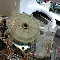 Замена двигателя кухонного комбайна