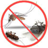 Средства против комаров, моли, мух