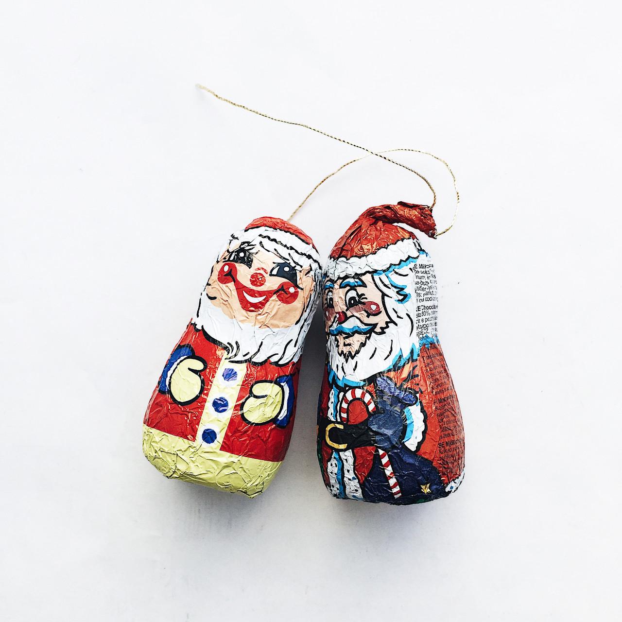 Дед мороз маленький (Санта) Klett 15гр.