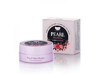 Koelf Pearl Shea Butter Hydrogel Eye Patch 60 шт Гидрогелевые патчи для век с маслом ши и жемчужной пудрой