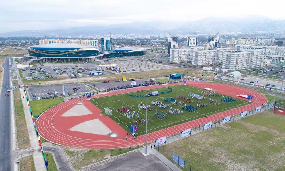 Спортивно-зрелищные сооружения