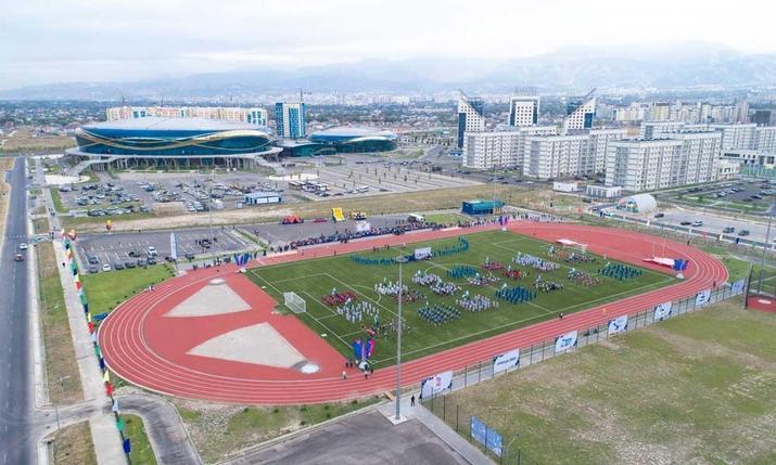 Спортивно-зрелищные сооружения, фото 2
