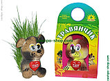 Игрушка-травянчик для интерьера и детского творчества., фото 3