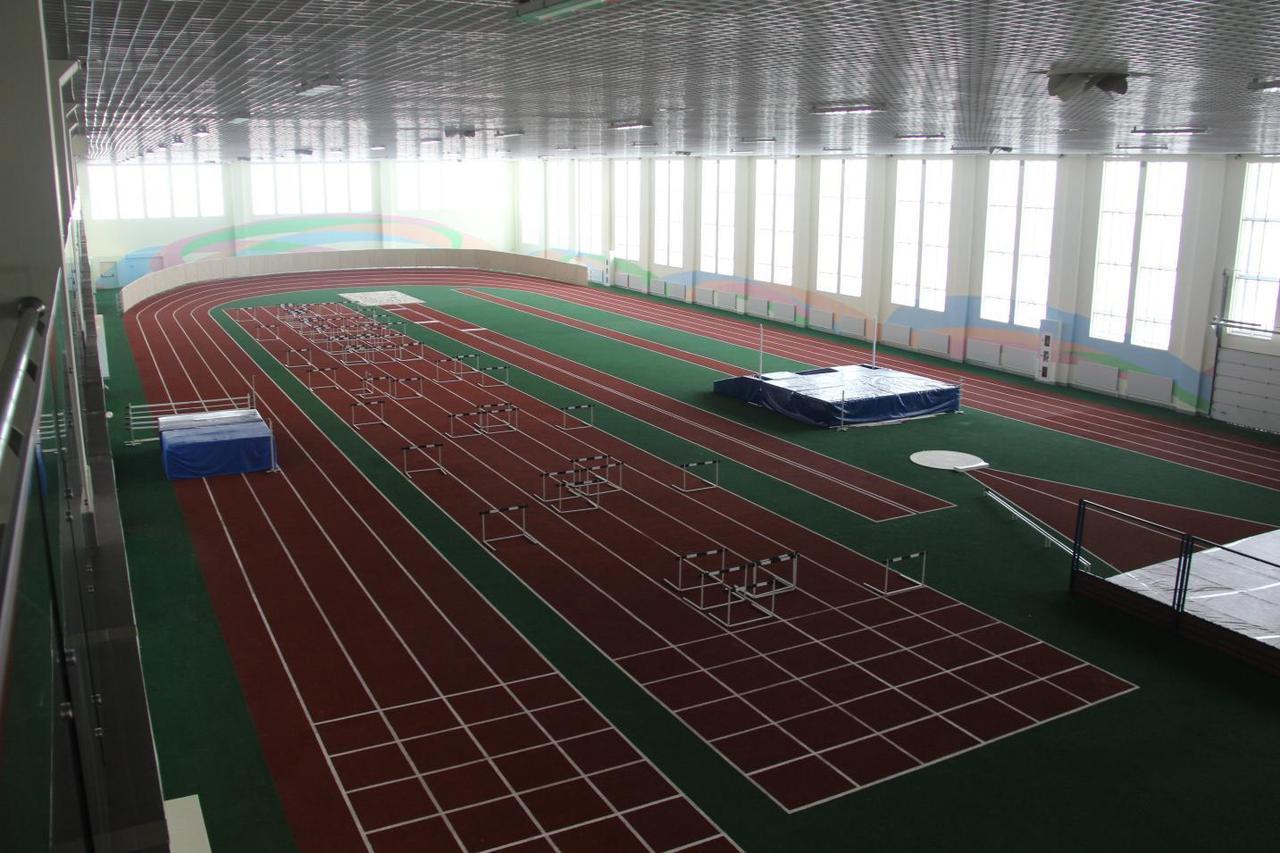Крытые спортивные сооружения