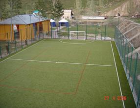 Частное футбольное поле