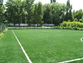 Строительство футбольного поля (Открытые футбольные поля)
