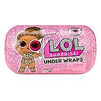 Куклы Лол, Кукла L.O.L. Surprise Under Wraps eye spy, LOL Surprise капсула 2 волна ( Оригинал)