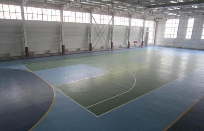 Закрытый  спортивный зал, фото 2