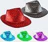Шляпа блестящая карнавальная 25*29(взрослая)