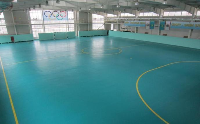 Спортзал в школе, фото 2