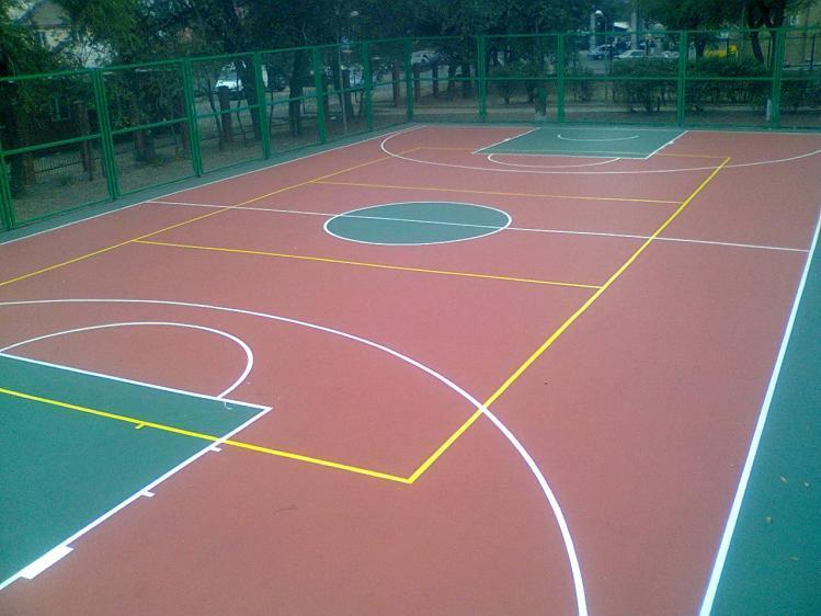 Спортзал для Баскетбола