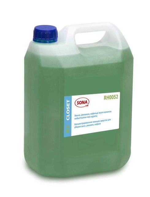 R2 CLOSET Средство  для мытья ванн/раковин/кафеля