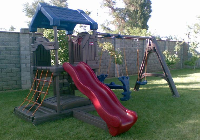 Детский игровой комплекс для дома