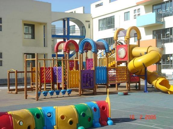 Игровые комплексы для детских площадок, фото 2