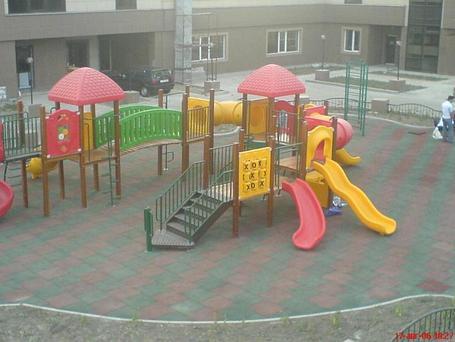 Игровые комплексы для площадок, фото 2