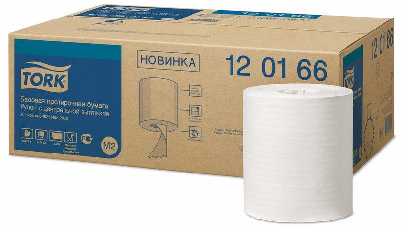 Однослойная базовая протирочная бумага Tork, фото 2