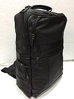 Деловой рюкзак для города из плащевки.Высота 42 см, длина 27 см, ширина 12 см., фото 1