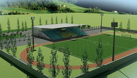 Проектирование футбольных полей, фото 2