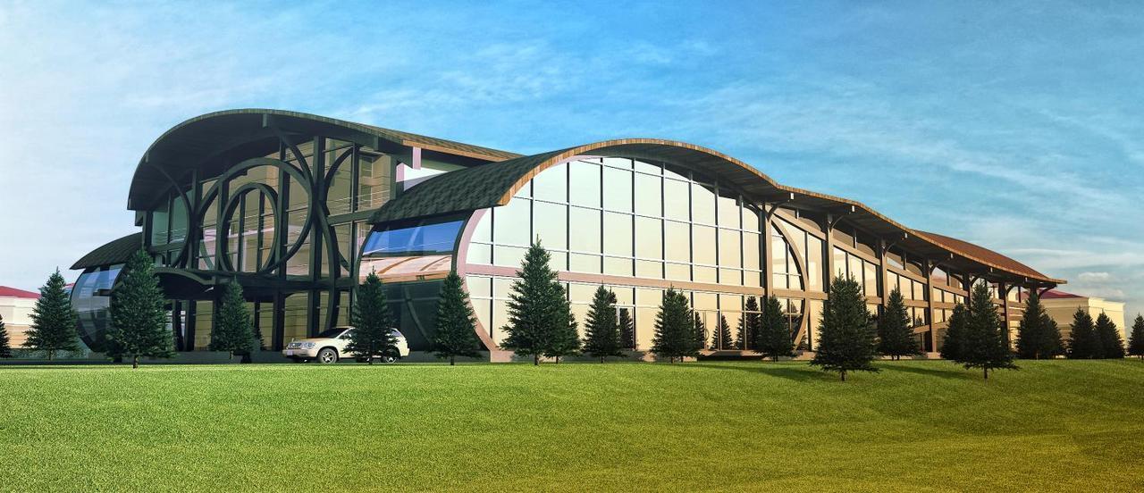 Проектирование спортивно-оздоровительного комплекса