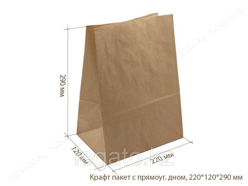 Пакет крафт 290*220*120
