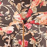 Зонт женский Burgundy Vintage, фото 4
