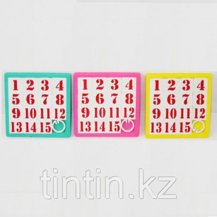Настольная игра - Пятнашки (8х8см), фото 2