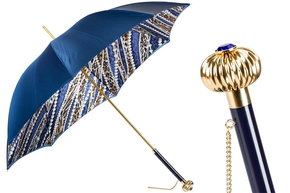 Женский зонт с двойным куполом Pasotti. Италия