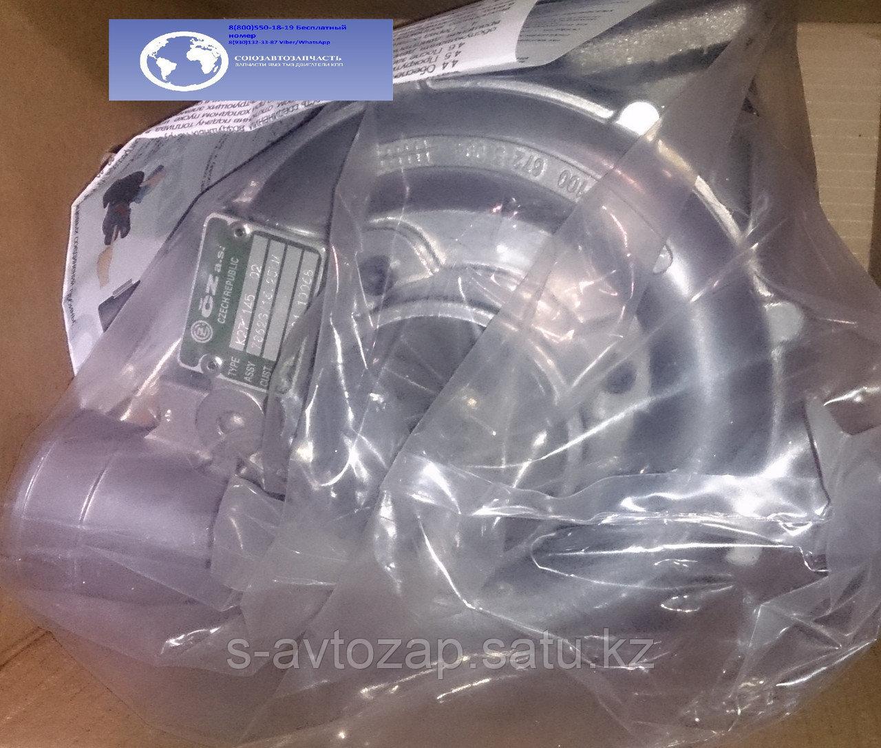 Турбокомпрессор (Чехия) для двигателя камаз К27-145-02