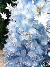 Ель (сосна) искусственная 2,4м (240см) голубая ЭЛИТ